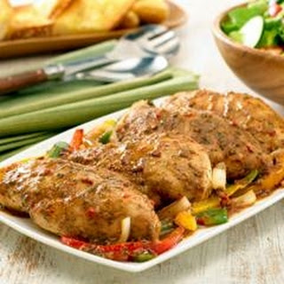 Italian Chicken with Peppers & Onions