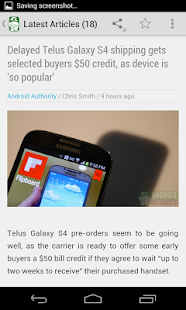 Android Authority - screenshot thumbnail