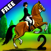 Horse Race Riding Agility 2