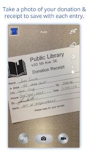 Donation Assistant by TaxACT - screenshot thumbnail