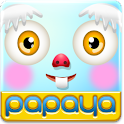 Papaya Pet Paradise logo