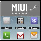 Tsf Shell MIUI V4.0 Theme