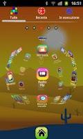 Screenshot of Summer of Four Seasons theme