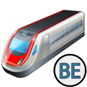 BE Live trein info 2 – NMBS logo
