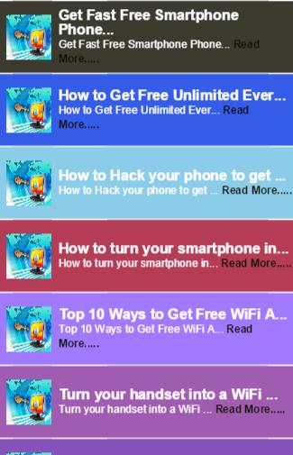 balance 3G internet free