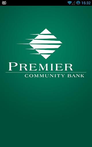 Premier Community E-Banking
