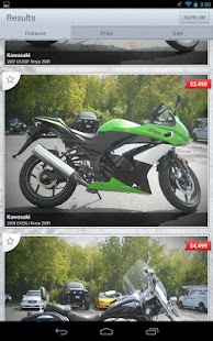 CycleCrunch - Motorcycles- screenshot thumbnail