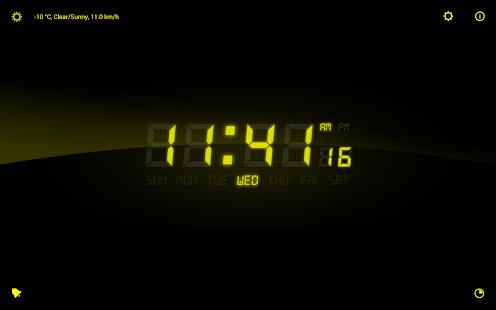 My Alarm Clock - screenshot thumbnail