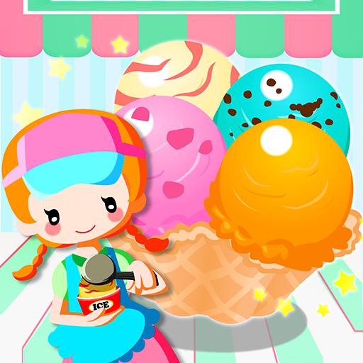 アイスクリームコレクション-レシピを集めてお店を育成! file APK Free for PC, smart TV Download