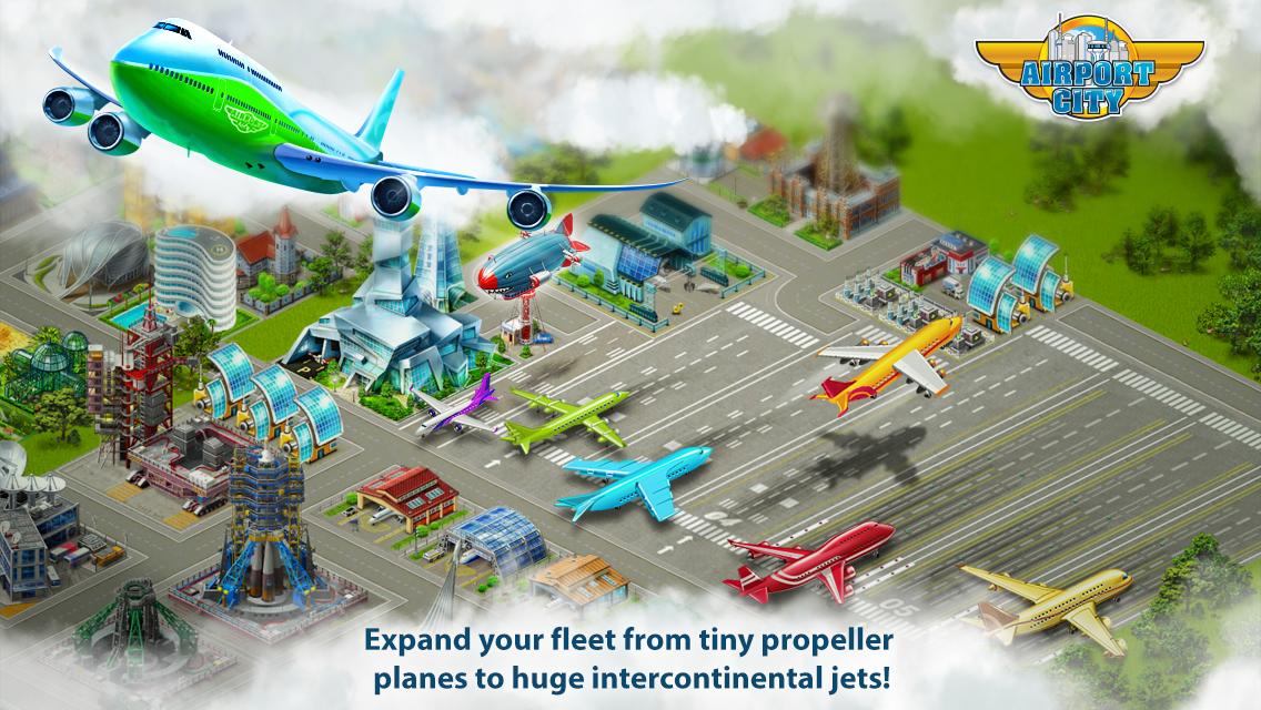 Airport City screenshot #15