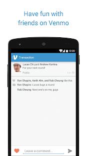 Venmo - screenshot thumbnail