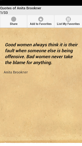 Quotes of Anita Brookner