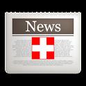 Zeitungen Schweiz icon