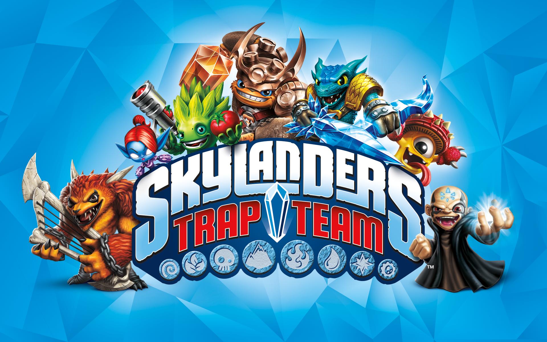Skylanders Trap Team™ screenshot #1