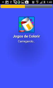 Jogos de Pintar e Colorir- screenshot thumbnail
