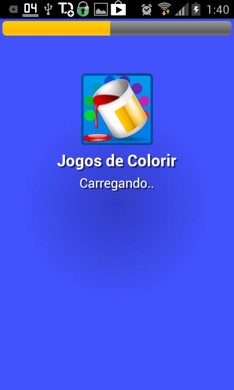 Jogos de Pintar e Colorir - screenshot