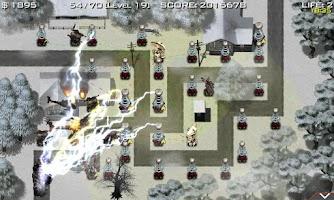 Screenshot of Global Defense: Zombie War