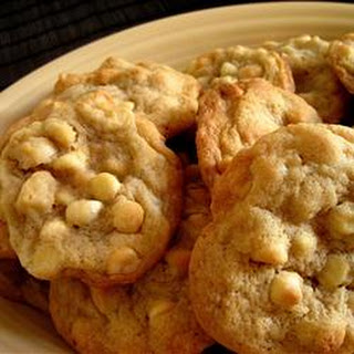 White Chocolate Macadamia Nut Cookies III.
