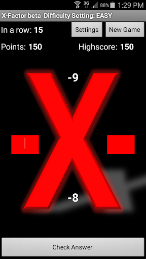 X-Factor'd