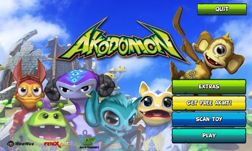 Akodomon - screenshot thumbnail