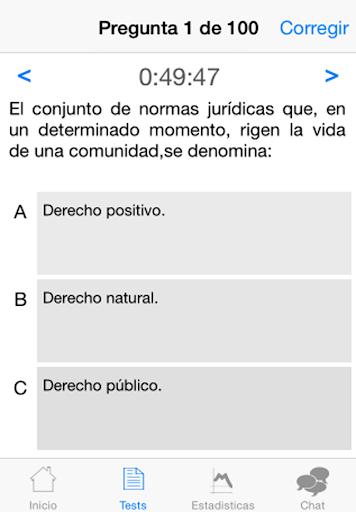 Test examen CNP