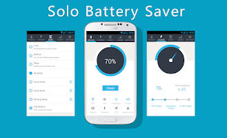 Screenshot of Solo Battery Saver