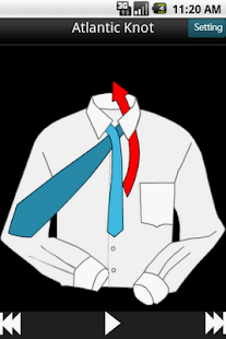 Necktie Knot - screenshot thumbnail