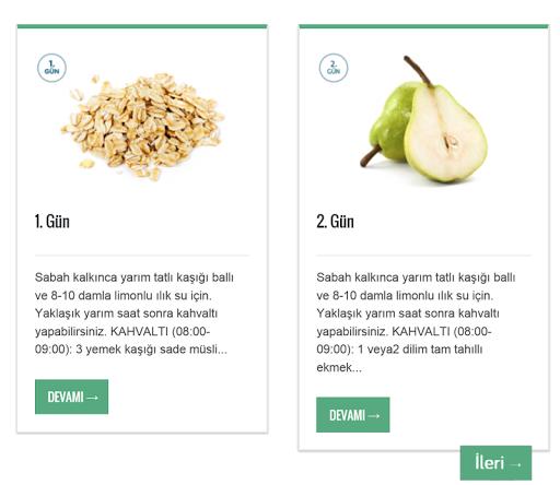 7 Günde 15 Kilo Verdiren Diet
