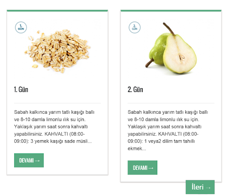 7 Günde 15 Kilo Verdiren Diet - screenshot