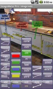 ImageMeter Pro - photo measure - screenshot thumbnail