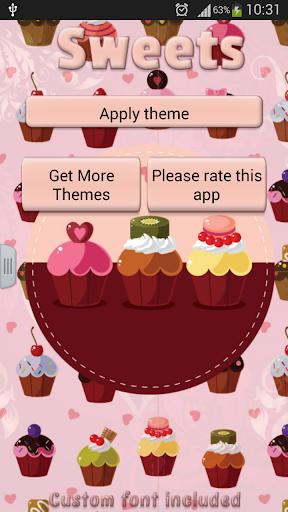 GO短信加强版糖果