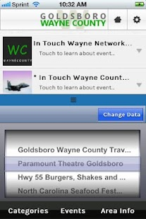 In Touch Wayne NC - screenshot thumbnail
