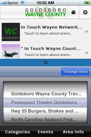 In Touch Wayne NC- screenshot