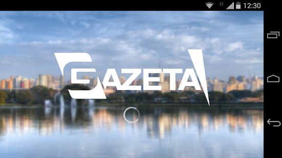 TV Gazeta Ao Vivo- screenshot thumbnail
