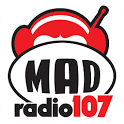 MAD RADIO 107 icon