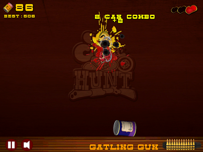 Jam Hunt - Highscore Game - screenshot thumbnail