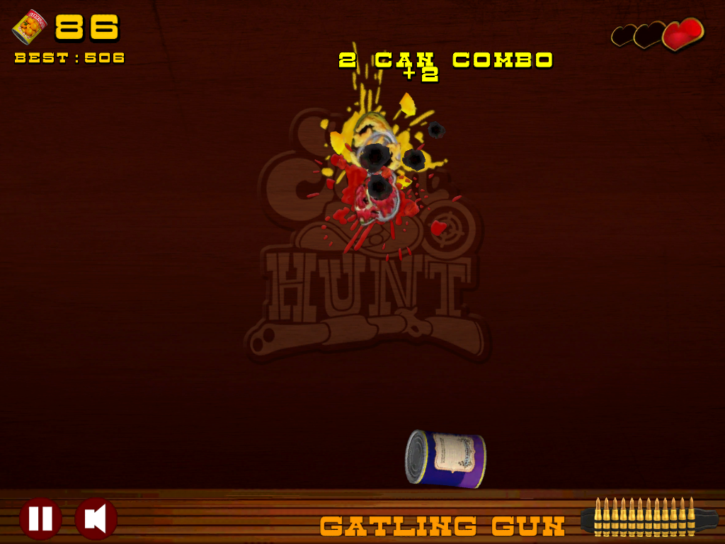 Jam Hunt - Highscore Game - screenshot
