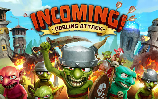 Incoming! Goblins Attack TD v1.1.0 [Unlimited Coins/Gems]