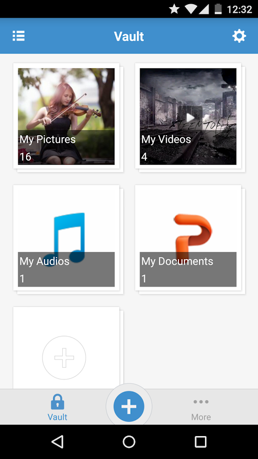 Gallery Vault-Hide Video&Photo - screenshot