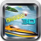 Motor Boat Driving 3D