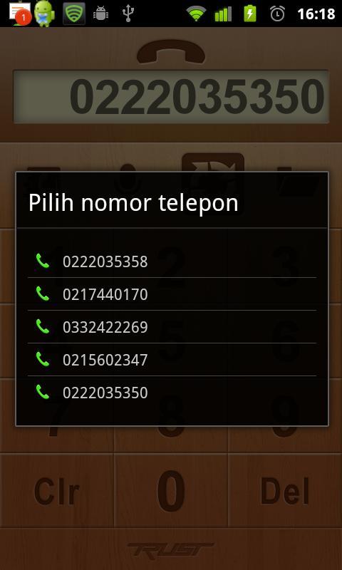 TagihanTelkom - screenshot