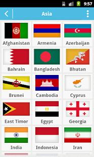 Guess Flags - screenshot thumbnail