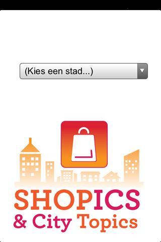 SHOPICS City Topics