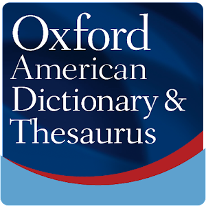Oxford American & Thesaurus 書籍 LOGO-玩APPs