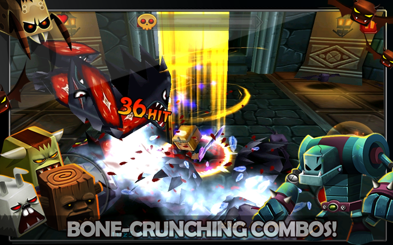 TinyLegends - Crazy Knight - screenshot