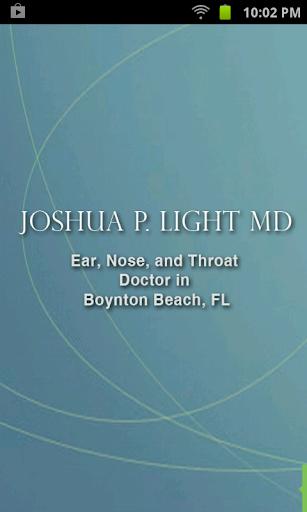 免費醫療App|Joshua Light, M.D. ENT|阿達玩APP