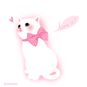 CUKI Theme PinkCats wallpaper