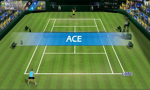3D Tennis - screenshot thumbnail