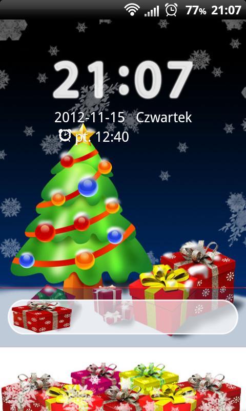 GO Locker Christmas Tree- screenshot