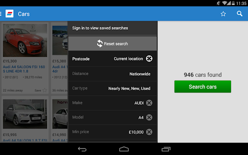 Auto Trader - New & used cars Screenshot 19